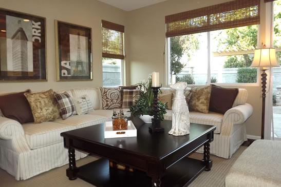 Wilhaggin Model Home Interior Design Orange County